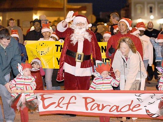 Elf Parade 1