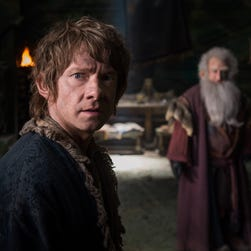 Jack O'Connell portrays Olympian and war hero Louis Zamperini in a scene from 'Unbroken.'