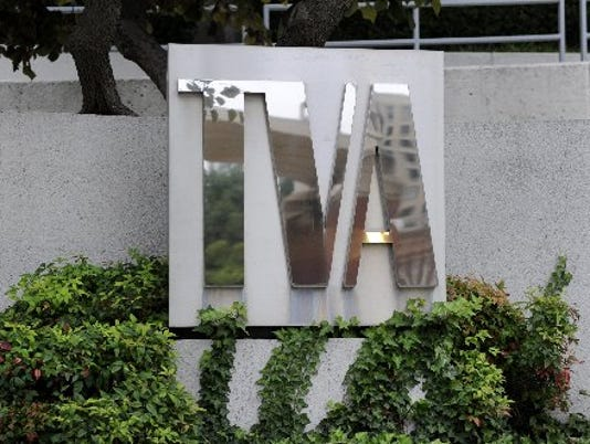 TVA headquarters in Knoxville