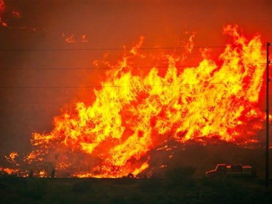 Washington Wildfires_Read