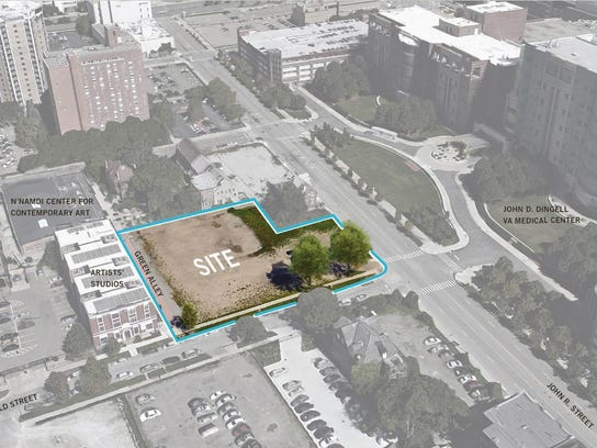 A new mixed-use, mixed-income project is planned in