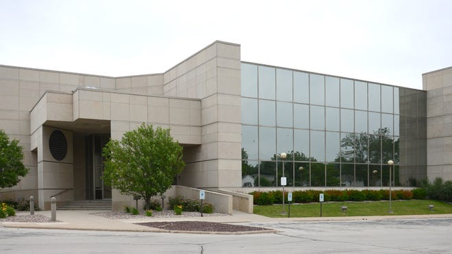West Corp.'s Ashwaubenon office at 1200 Hansen Road. The company notified the state it will lay off 36 employees in Ashwaubenon after it lost a major contract in late July.