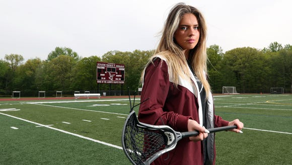 Mairead Durkin of Albertus Magnus will play for James