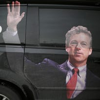 Sen. Rand Paul, R-Ky., filed to be on Indiana's May primary ballot, but has already suspended his presidential campaign.