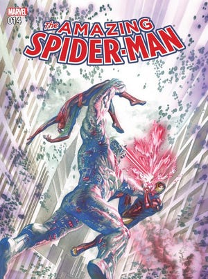 The Amazing Spider Man issue No. 014 cover.