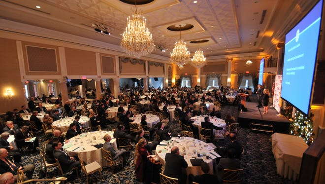 New Jersey Bankers' fifth annual Economic Leadership Forum on Jan. 15 at The Palace at Somersest Park in Franklin focused on millennial demographic shifts and recruiting, plus implementing tax reform to halt a mass industrial exodus that cost the state $18 billion in taxable revenue.