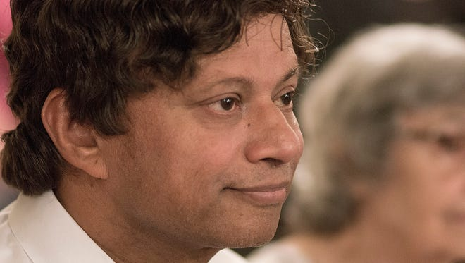 Shri Thanedar, a scientist and entrepreneur, is running for governor.