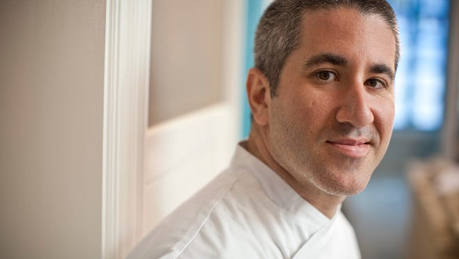 'I always sort of say this, and it never gets old and it's never untrue,' Michael Solomonov says. 'Israel is my life and cooking is my life.'
