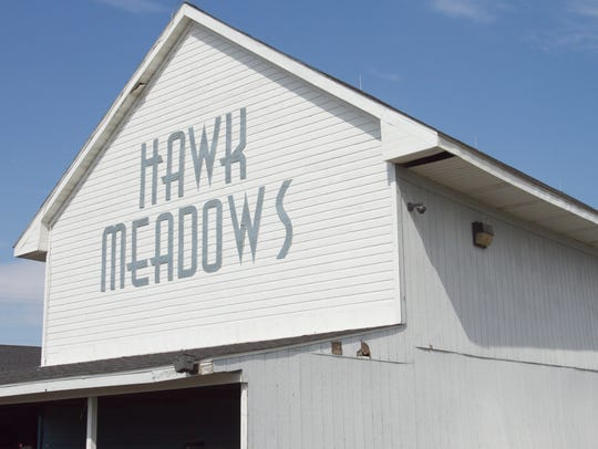 The restaurant in Hawk Meadows at Dama Farms was cited