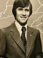 Bob Caldwell spent 41 years at WLOS-News 13, mostly
