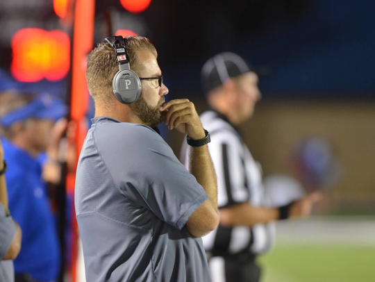 TKA named Les Greer its next football coach. He was
