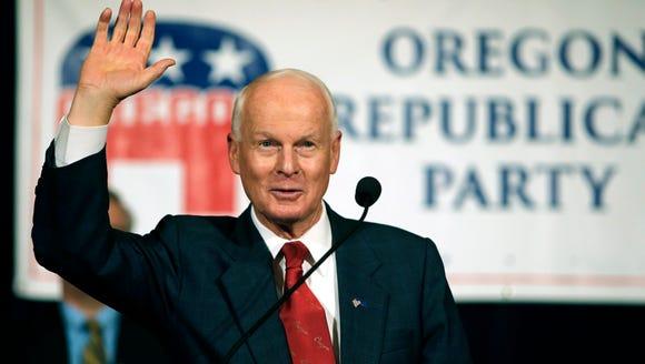 Dennis Richardson, the Oregon Republican Secretary
