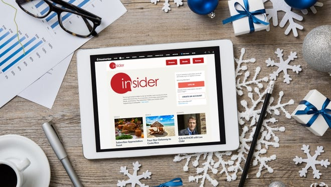 Enter to win a tablet for Christmas