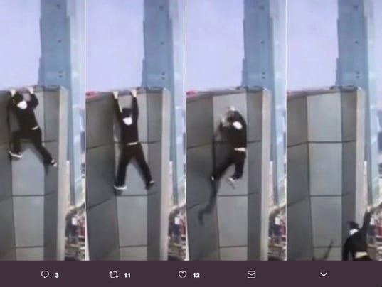 Daredevil Wu Yongning Dies After Falling Off Building In China