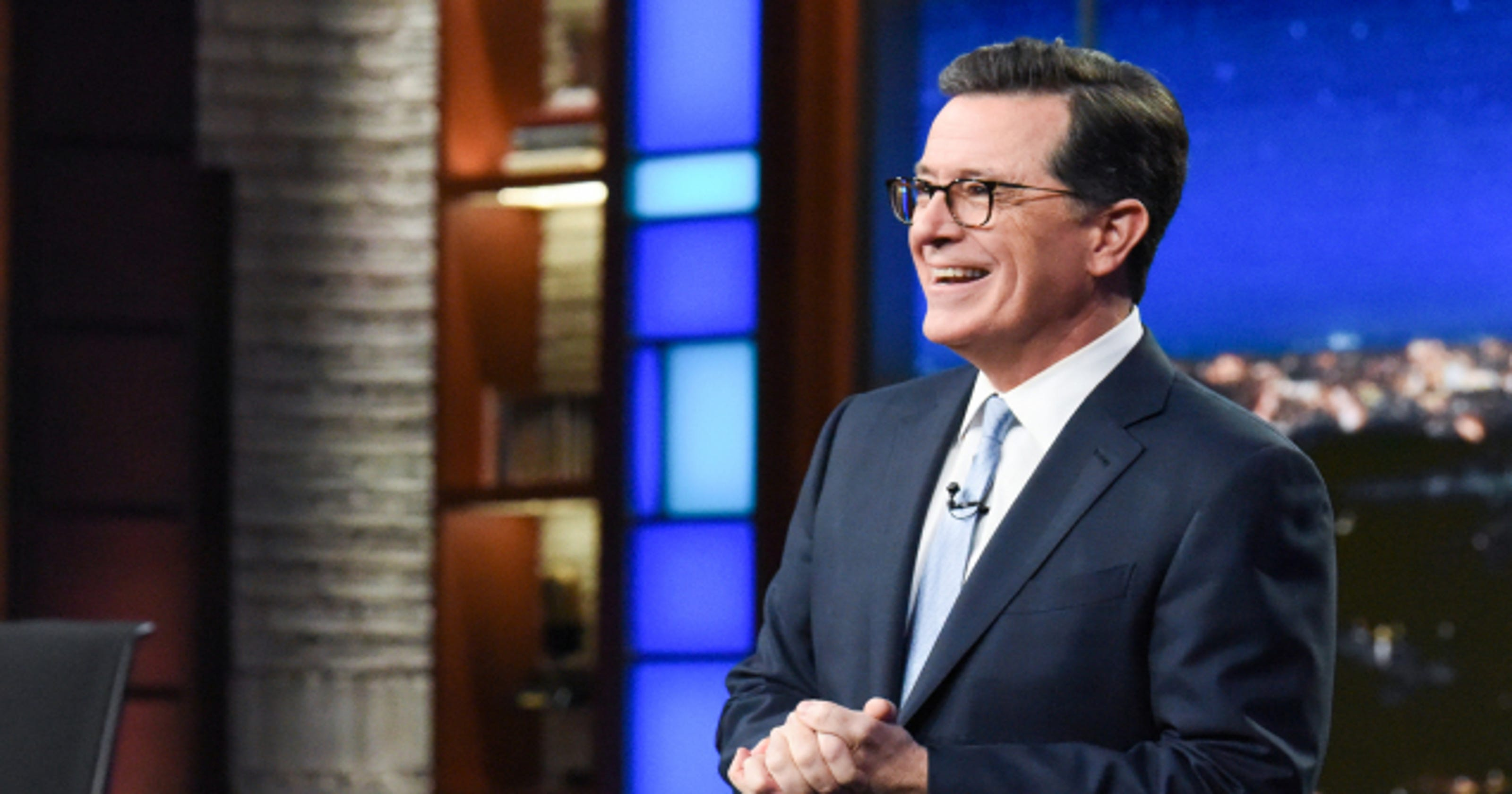 Colbert, Kimmel, and Fallon weigh in on latest in Trump-Mueller news
