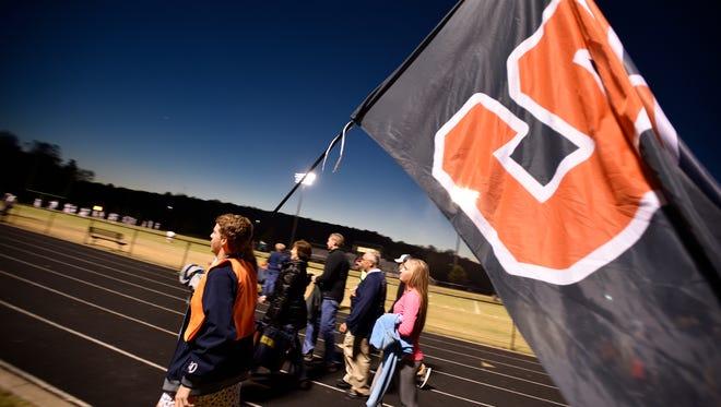 Summit High School was among schools that downplayed a threat on social media.