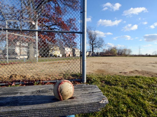 A youth baseball/softball field on Mehrhof Road in Little Ferry. Major League Baseball held a charity auction to help renovate the field in honor of Shannon Forde, Little Ferry resident and long time Mets PR employee who passed away from cancer in 2016.