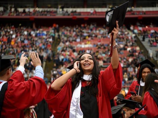 Rutgers Graduation 2018