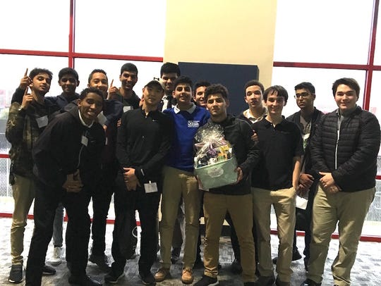 Wardlaw+Hartridge students attend Young Men's Conference