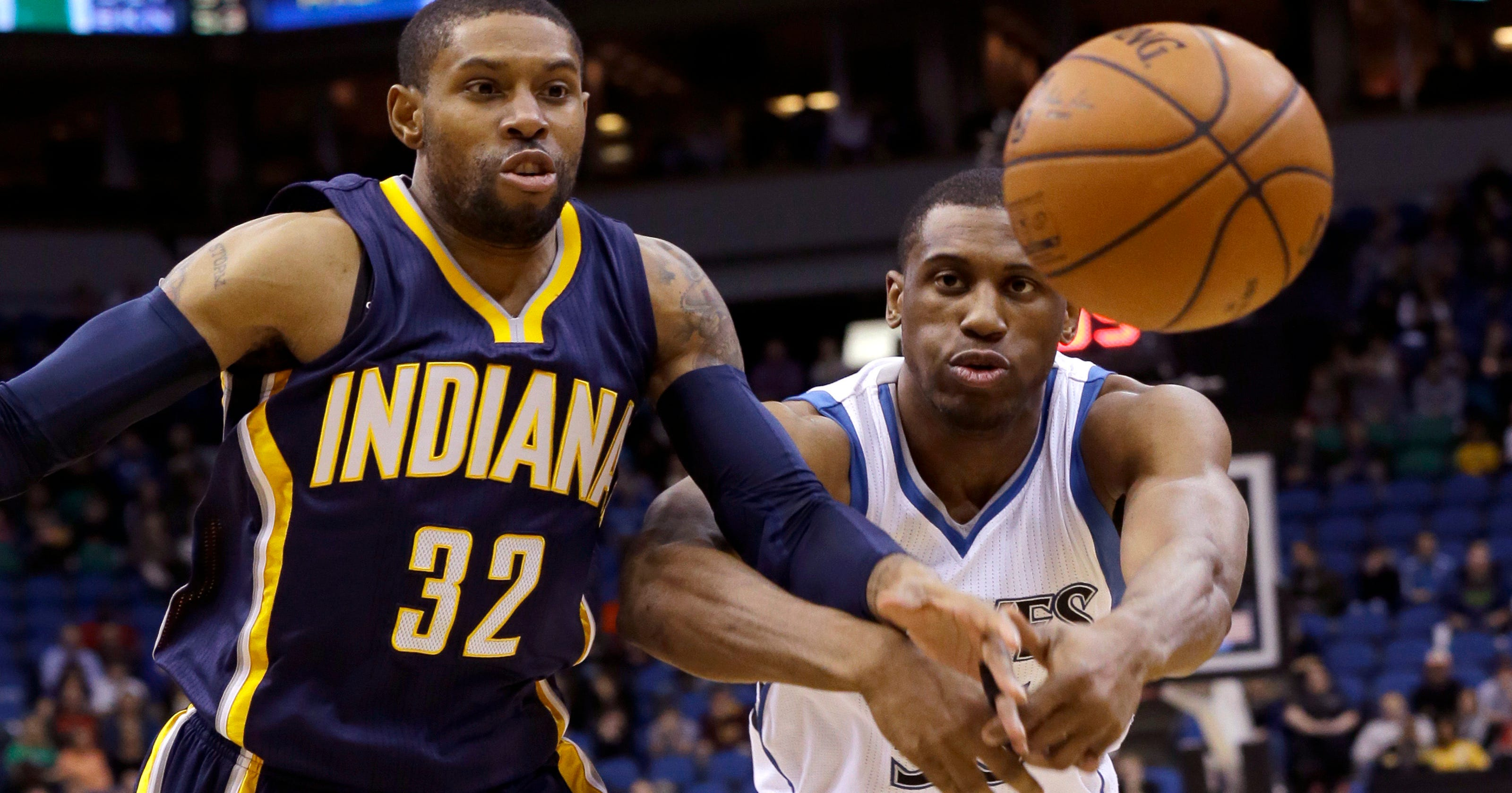 Miles scores 28 to help Pacers hold off Wolves e2e777188