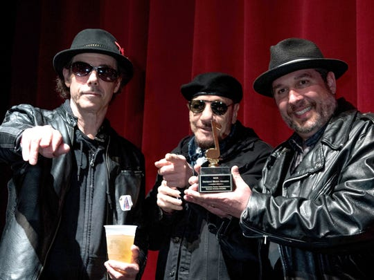 The Howling Diablos and director Tony D'Annunzio  won the award for outstanding video at the 2016 Detroit Music Awards.