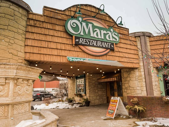 O'Mara's Restaurant in Berkley is not only an Irish pub but also a music venue, a banquet hall, a nightclub and, especially, a restaurant.