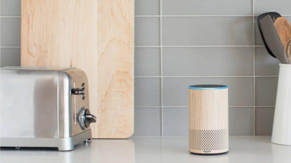 New Amazon Echo