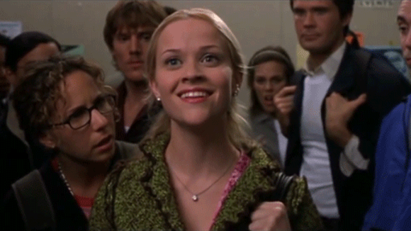 elle woods harvard law school GIF