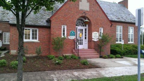 The Mason Public Library.