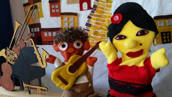 "LilySilly Puppets will present a new show, ""Alfonso's Miniature Orchestra"" at four performances."