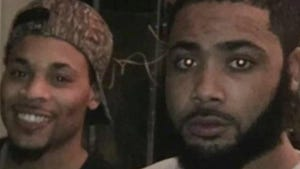 Alex D. Stewart, 24, left, and Louis T. Phillips, 28, were fatally shot on April 9, 2017, in the front yard of a home in the 20000 block of Schaefer.