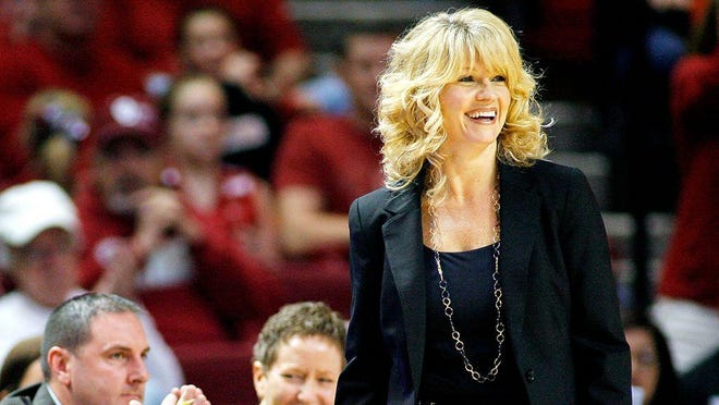 University of Oklahoma women's basketball coach Sherri Coale, a 1983 graduate of Healdton High School, will be one of six members inducted into the Oklahoma Sports Hall of Fame in August, 2020.