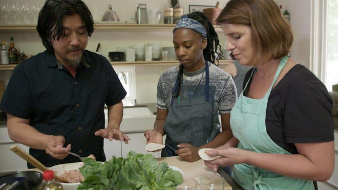 """Host and chef Vivian Howard explores the people, the struggles and the stories behind Southern cooking in """"Somewhere South."""""""