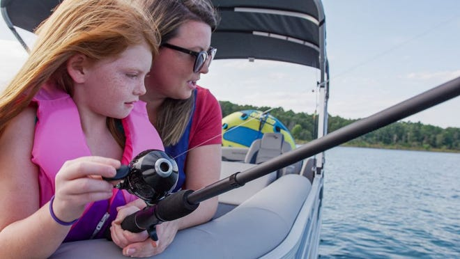 LSU scientist studied the increase in fishing licenses across the country.