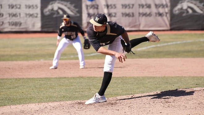 Western Michigan pitcher Jack Huisman was picked for the summer Northwoods League.