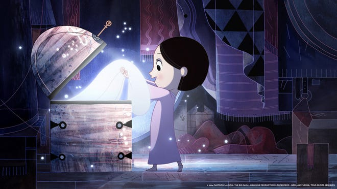Song of the Sea includes incredible Irish myths and lore — primarily about selkies (seals that assume human form on land).