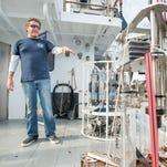 UWF celebrates Florida Institute of Oceanography's newest floating lab
