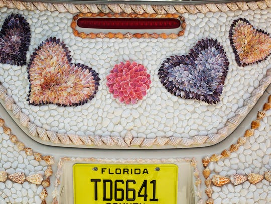 The Shell Love Bug was unveiled on June 19, 2016 on
