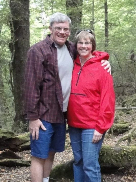 Steve and Peg VandeHey photo