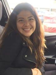 Azucena Araujo is a quality assurance engineer. She
