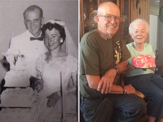 Anniversaries: Edward Rehor & Beverly Rehor
