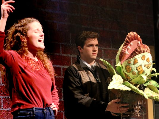 Kettle Moraine stages Little Shop of Horrors