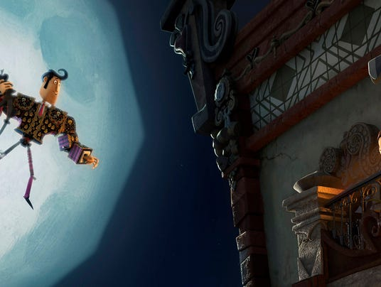 Film-Book of Life-First Look