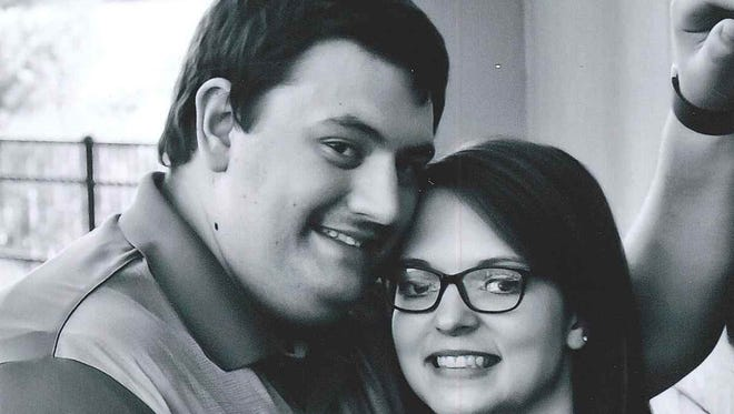 Rebecca Lynn Galloway and Charles Andrew Williams