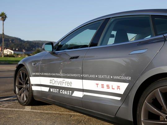 Bill Allowing Tesla Sales In Nj Advances