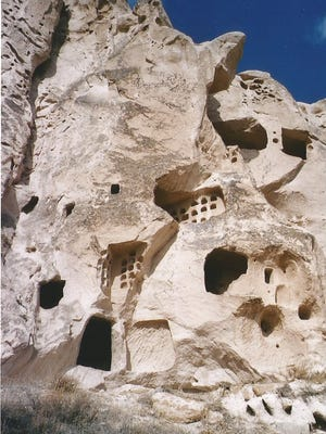 This new underground city in Turkey may be the largest in Cappadocia, which is home to several hundred underground cities.