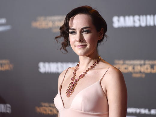 'Hunger Games' actress Jena Malone and partner Ethan