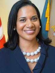 Kara Odom Walker is the Secretary of the Delaware Department