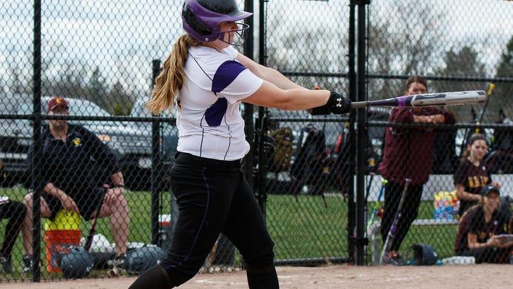 Megan Little plays big for Oconomowoc softball