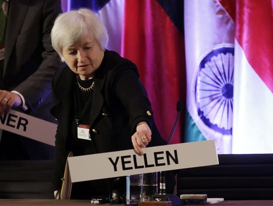 AP Fed Yellen